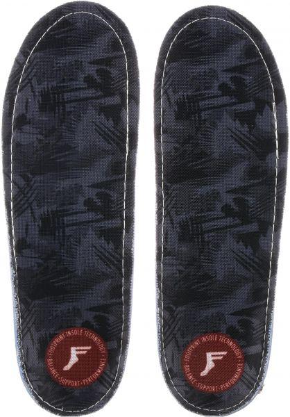 Footprint Insoles Einlegesohlen Gamechangers Camo Low black-grey Vorderansicht