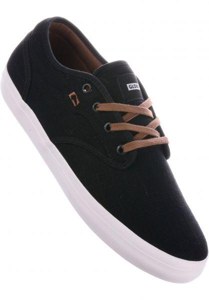 Globe Alle Schuhe Motley black-hemp Vorderansicht