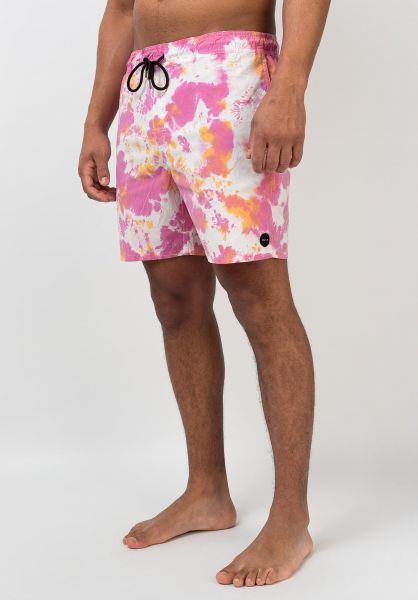 RVCA Beachwear Manic Elastic multi vorderansicht 0205401