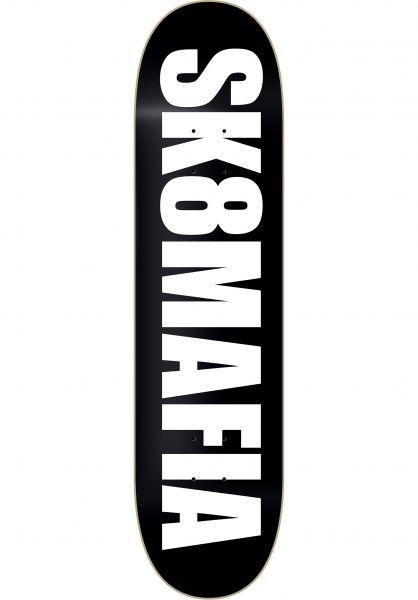 Sk8Mafia Skateboard Decks OG Logo black Vorderansicht