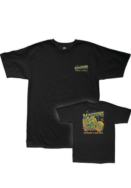 Loser-Machine T-Shirts Chuggers black vorderansicht 0399063
