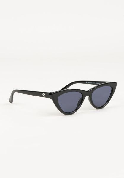 CHPO Sonnenbrillen Amy black-black vorderansicht 0590626