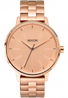 Nixon Uhren The Kensington allrose-gold Vorderansicht