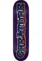 Creature Skateboard Decks Long Logo Hard Rock Maple small vorderansicht 0260444