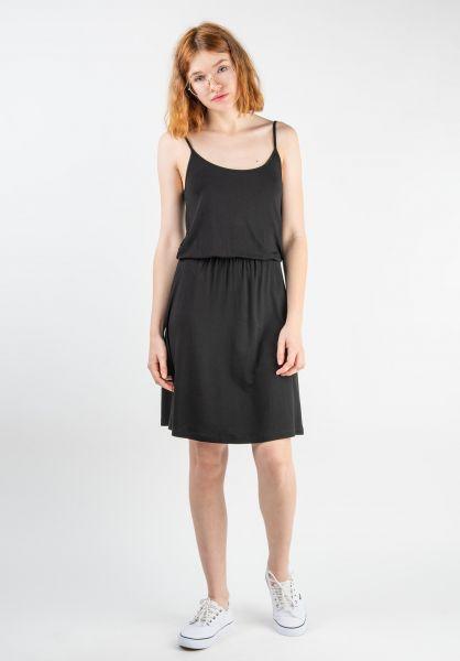 Forvert Kleider Sophia black vorderansicht 0801477