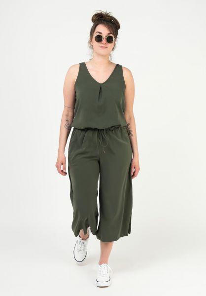 Ragwear Jumpsuits Suky darkolive 121 vorderansicht 0251035