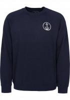 Captain-Fin-Sweatshirts-und-Pullover-Helm-navy-Vorderansicht