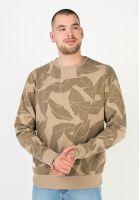 mazine-sweatshirts-und-pullover-findon-allover-sweater-tan-vorderansicht-0423207