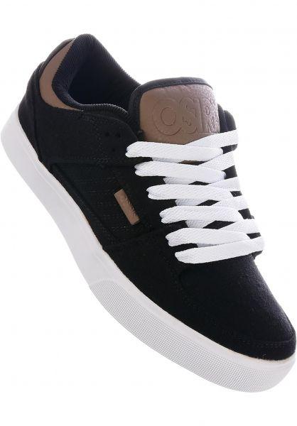 Osiris Alle Schuhe Protocol black-wool vorderansicht 0603252