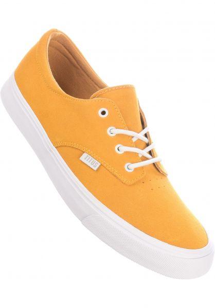 TITUS Alle Schuhe Clubman PRM mustard-white vorderansicht 0604302