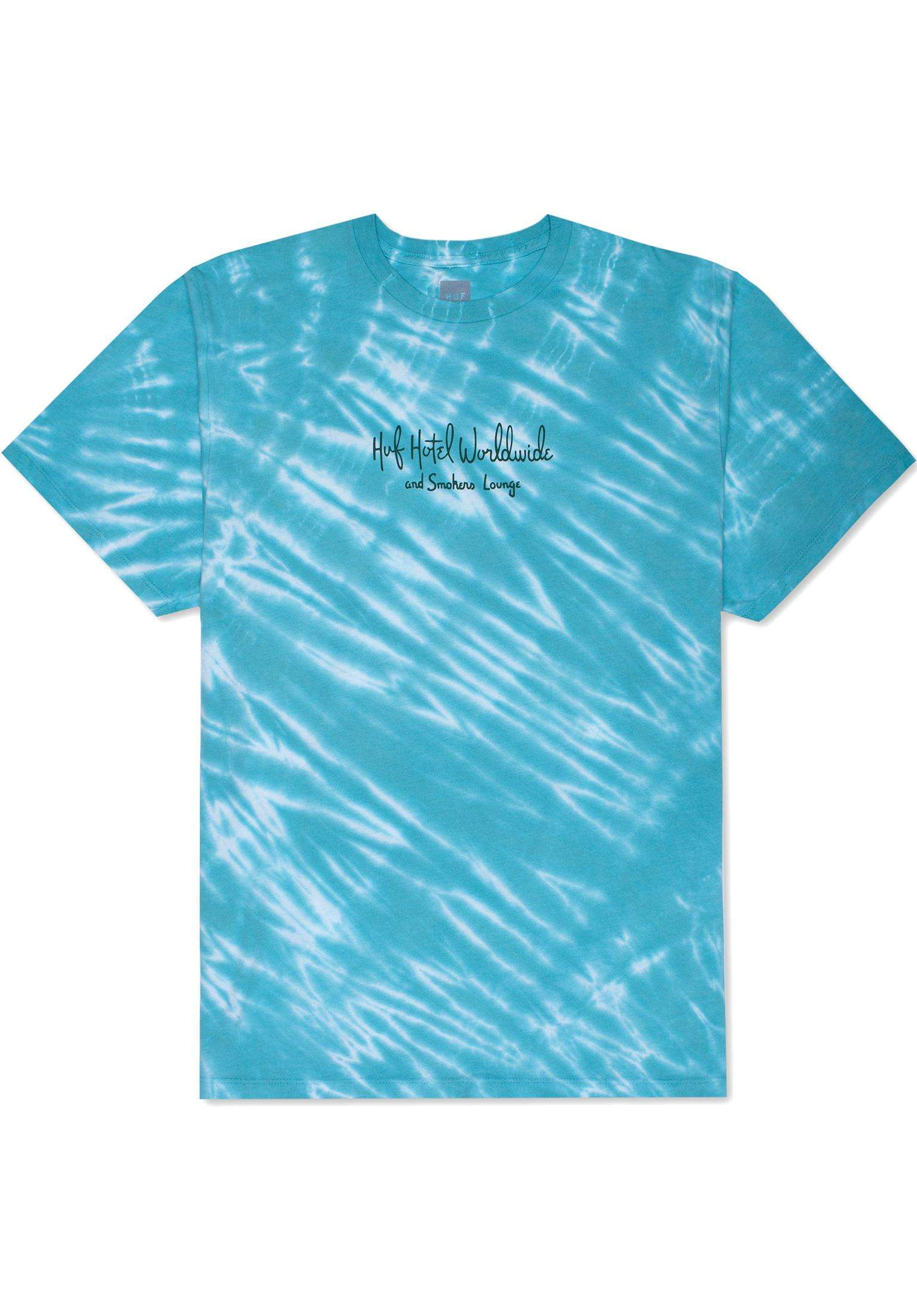 4d3d7ad3b8 Poolside Tiedye HUF T-Shirts in mint for Men