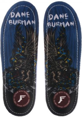 Footprint Insoles Gamechangers Dane Burman Hawk