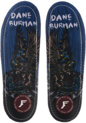 Footprint Insoles Gamechangers Dane Burman Hawk