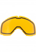 TSG Snowboard-Brille Replacement Lens Goggle Expect yellow Vorderansicht