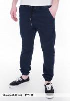 Reell Chinos und Stoffhosen Reflex blue-black Vorderansicht