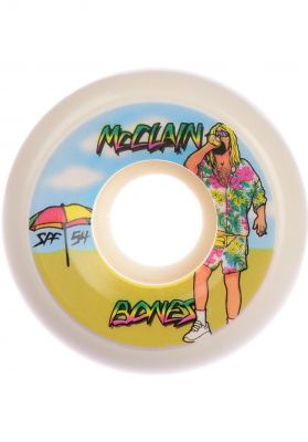Bones Wheels SPF McClain Beach Bum 84B P5