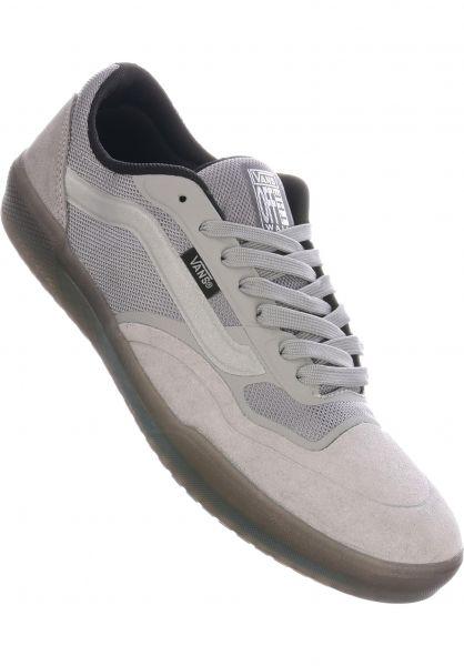 Vans Alle Schuhe Ave Pro reflective-grey vorderansicht 0604646