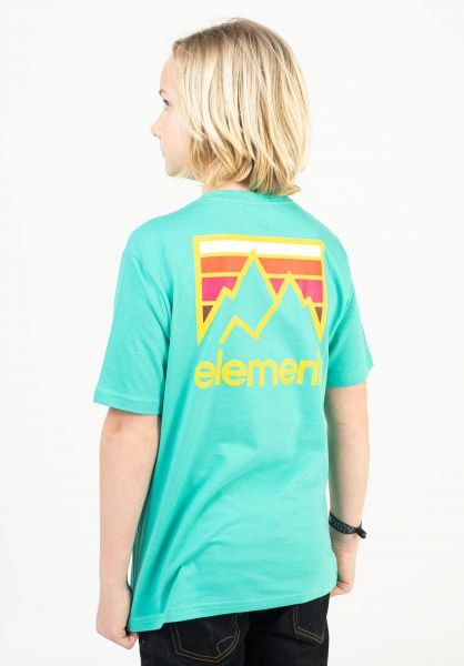 Element T-Shirts Joint Kids atlantis vorderansicht 0323406