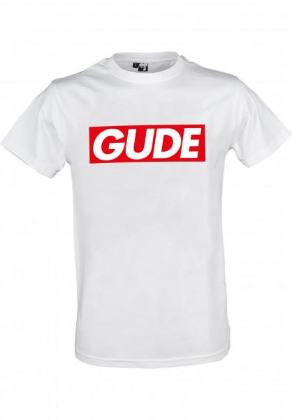 GUDE T-Shirts Schranke white Vorderansicht