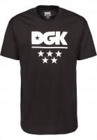 DGK-T-Shirts-All-Star-black-Vorderansicht