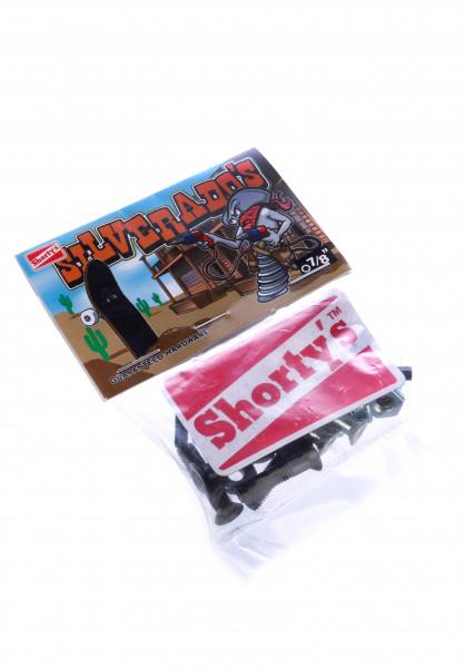 """Shortys-Silverado Montagesätze 7/8""""-Inbus no color Vorderansicht"""