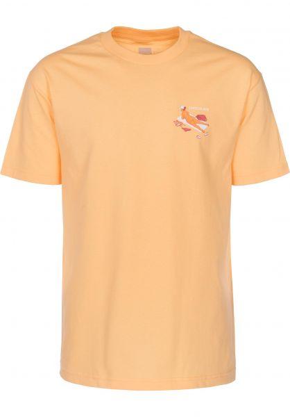 Chocolate T-Shirts Beach Bather squash Vorderansicht