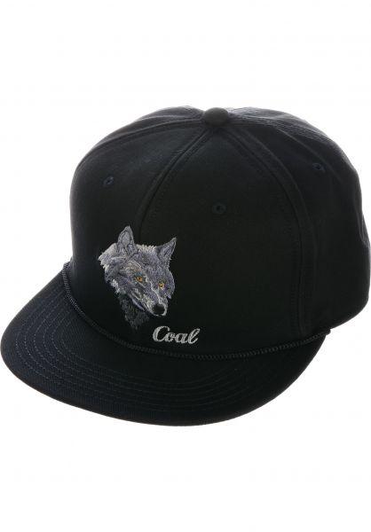 coal Caps The Wilderness black-wolf vorderansicht 0562646