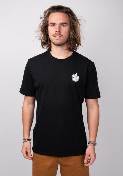Rules T-Shirts Sander black vorderansicht 0398514