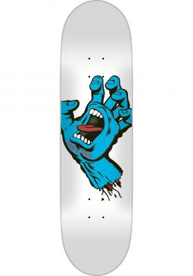 Santa-Cruz Skateboard Decks Screaming Hand Taper Tip
