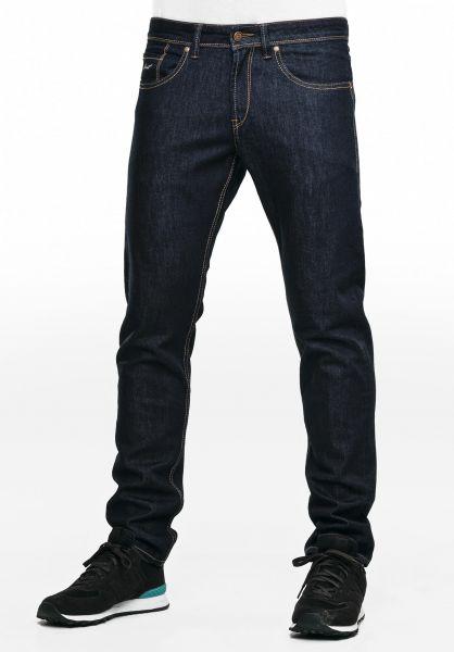 Reell Jeans Spider raw-blue Vorderansicht