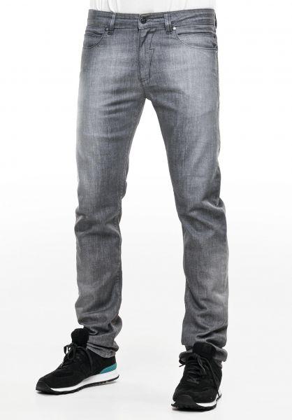 Reell Jeans Skin grey2 Vorderansicht